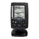 Lowrance Mark-4 Chartplotter Fishfinder 83/200 T/m Ducer