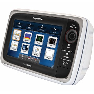 "Navpod Gp1809 Sailpod Pre-cut Raymarine E9 F/ 9.5"" Guard"