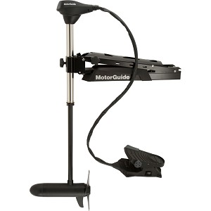 "MotorGuide X5-105FW Foot Control Bow Mount Trolling Motor - 105lb-50""-36V"