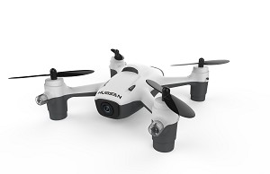 Hubsan X4 CAM PLUS Includes lithium ion battery