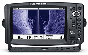 Humminbird 999ci Hd Si Side Imaging Bundle Transom Mount