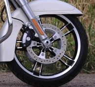 2015 StreeGlide Special Front Rim, Tire and Brake Rotor Combo