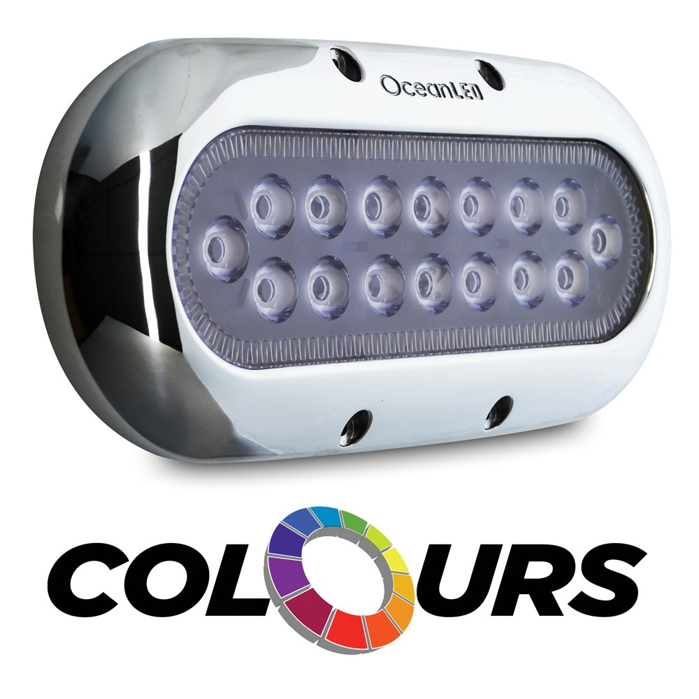 OceanLED XP16 Xtreme Pro Series Underwater Light - Unlimited Colors