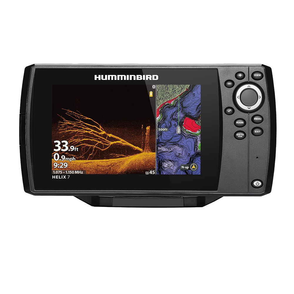 Humminbird HELIX® 7 CHIRP MEGA DI Fishfinder/GPS Combo G3N - Display Only