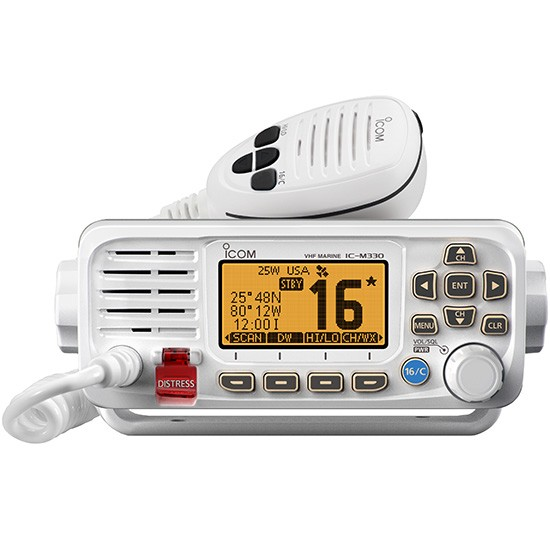 Icom M330G White VHF With GPS