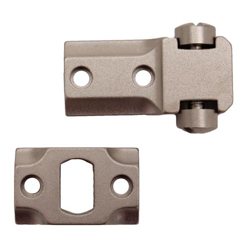 LEUPOLD 51257 Standard 2-Pc Base-7 Silver