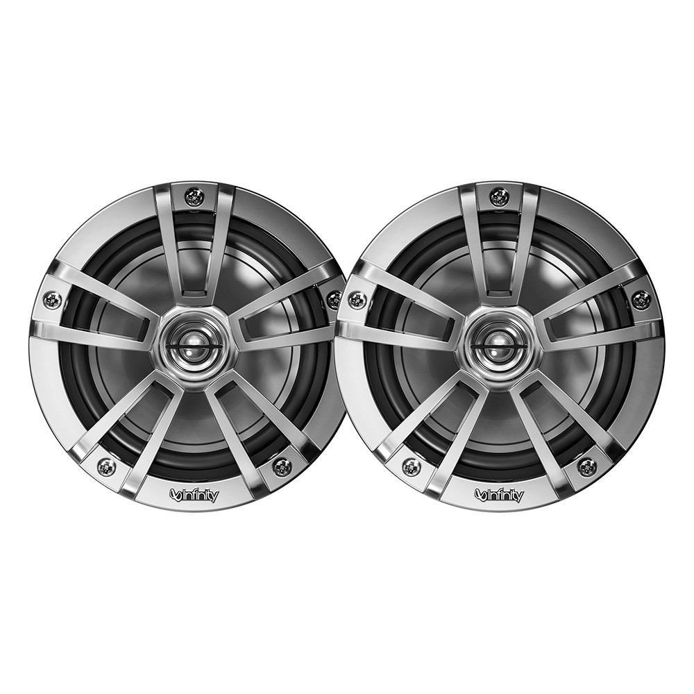 "Infinity INF622MLT 6.5"" RGB Coaxial Titanium Speaker"